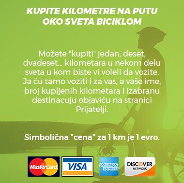 Kupite kilometre